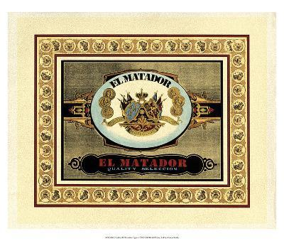 Crackled El Matador Cigars