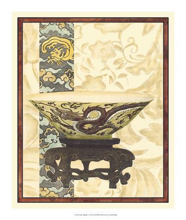 Asian Tapestry I