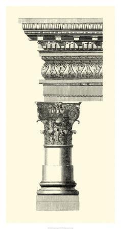 Column & Cornice I