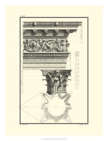 Column and Cornice II