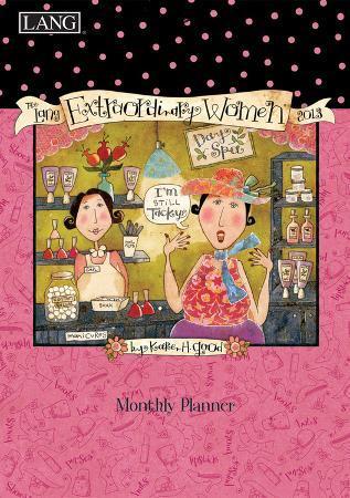 Extraordinary Women - 2013 Monthly Planner