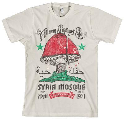 Allman Brothers Band - Syria Mosque