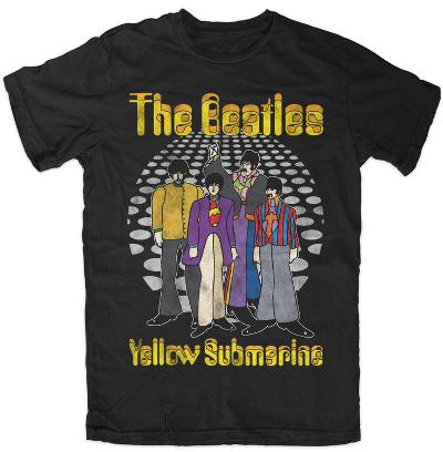 The Beatles - Dance Floor Yellow Submarine