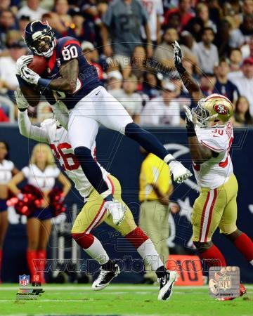 Andre Johnson 2012 Action