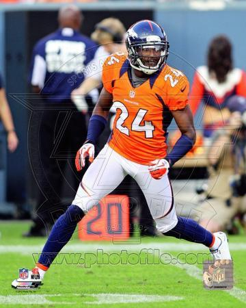 Champ Bailey 2012 Action