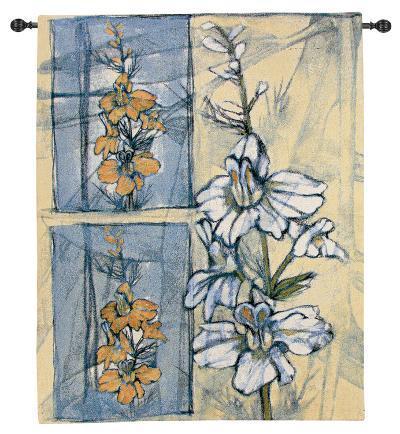 Embellished Wildflower Collage II