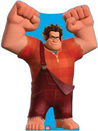 Wreck-It Ralph - Disney's Wreck-It Ralph Movie Lifesize Standup