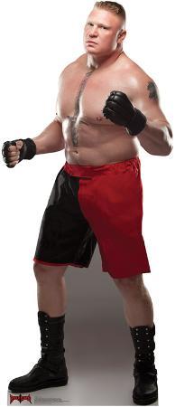 Brock Lesnar - WWE Lifesize Standup