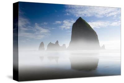 Cannon Beach in the Mist