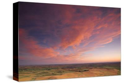 La Palouse Steptoe at Sunset I