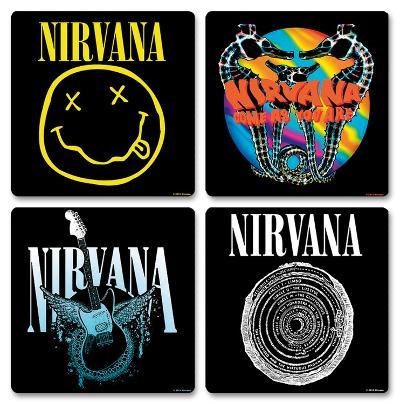 Nirvana Boxed Coaster Set