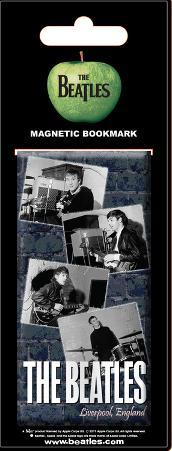 The Beatles - In the Cavern Magnetic Bookmark
