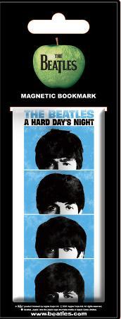 The Beatles - A Hard Days Night Magnetic Bookmark