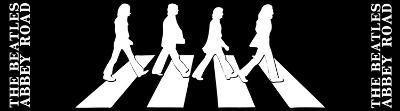 The Beatles - Abbey Road Bookmark