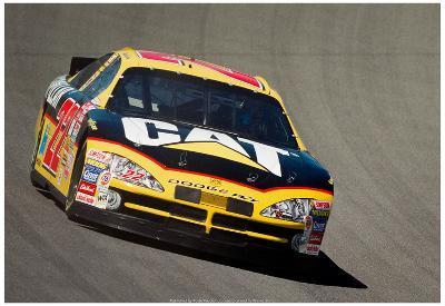 Ward Burton NASCAR Archival Photo Poster