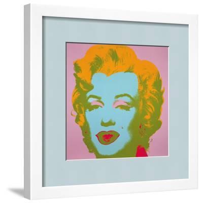 Marilyn Monroe, 1967 (pale pink)