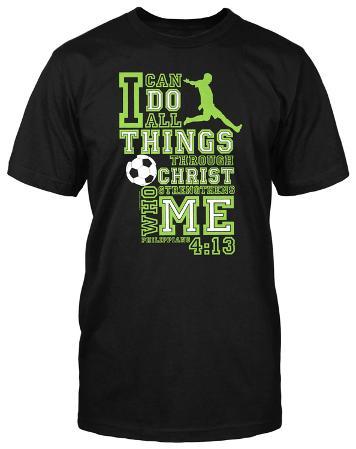 Soccer- I Can Do All