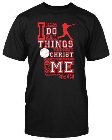 Baseball- I Can Do All