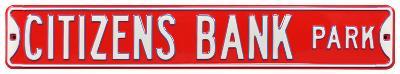 Citizens Bank Park Steel Sign