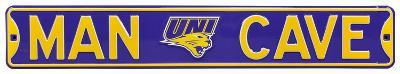 Man Cave UNI Panthers Steel Sign