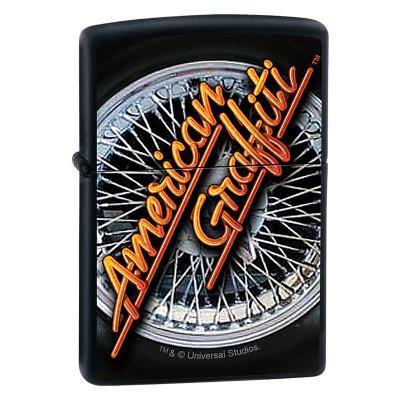 Universal - American Graffiti Hotrod Zippo Lighter