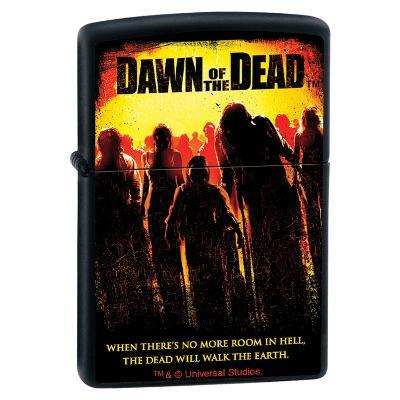 Universal - Dawn Of The Dead Zippo Lighter