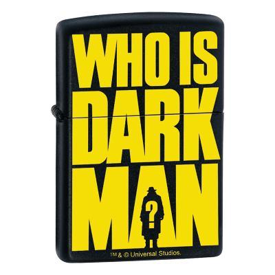 Universal - Who Is Darkman! Zippo Lighter
