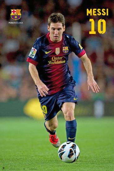 20df85912 FC Barcelona - Lionel Messi Poster Prints at AllPosters.com