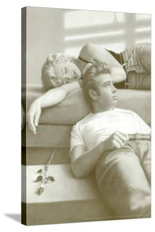 Flutesong, Marilyn Monroe and James Dean