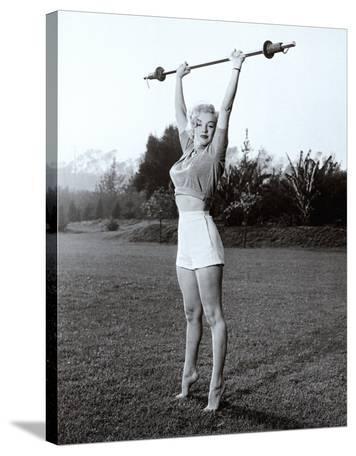 Marilyn Workin' It