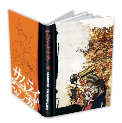 Samurai Champloo Journal
