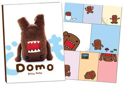Sticky Note Book - Domo