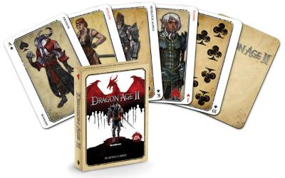 Dragon Age Playing Cards