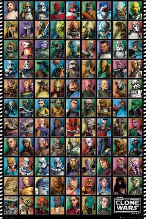 Clone Wars-Grid