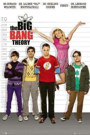 The Big Bang Theory-Line Up