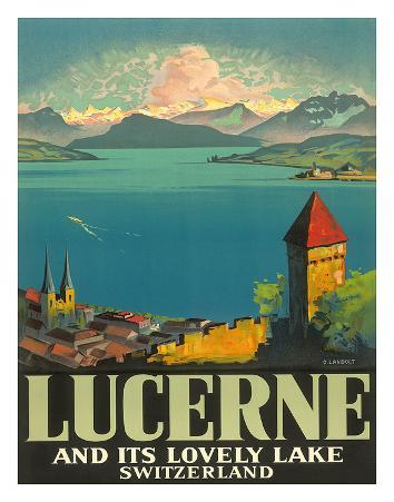 Lucerne Lovely Lake