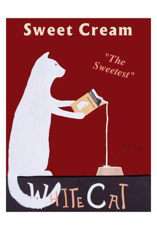 White Cat Cream