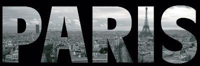 Paris Stencil