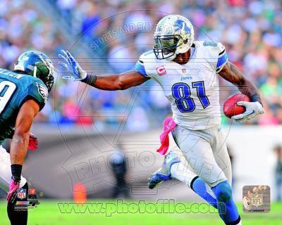 Calvin Johnson 2012 Action