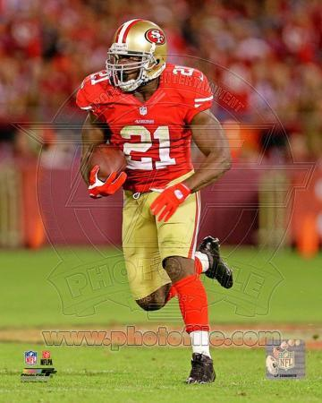 Frank Gore 2012 Action