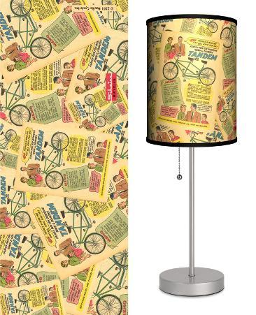 Schwinn: Tandem - Table Lamp