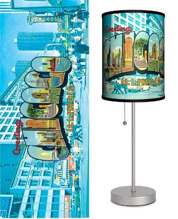 Chicago - Table Lamp
