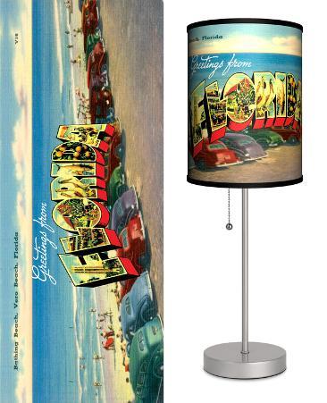 Florida - Table Lamp