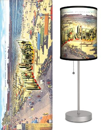 New Jersey - Table Lamp