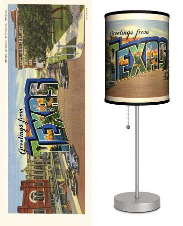 Texas - Table Lamp