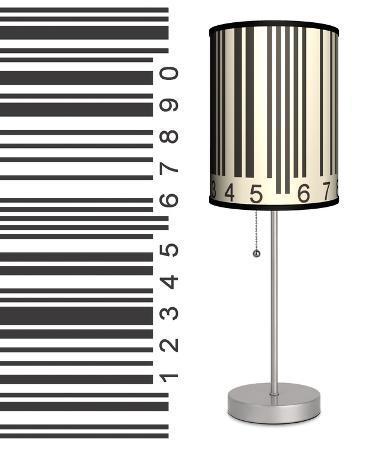 UPC White - Table Lamp