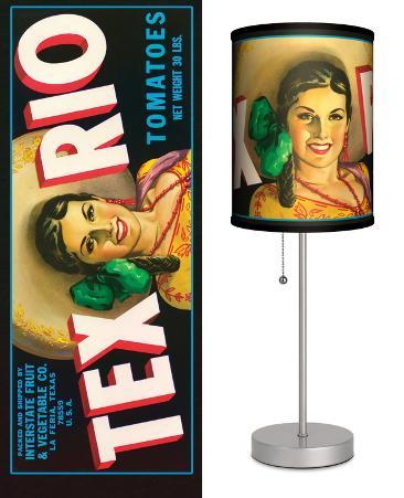 Tex Rio - Table Lamp