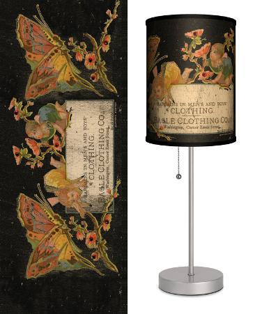 Eagle Clothing Co. - Table Lamp