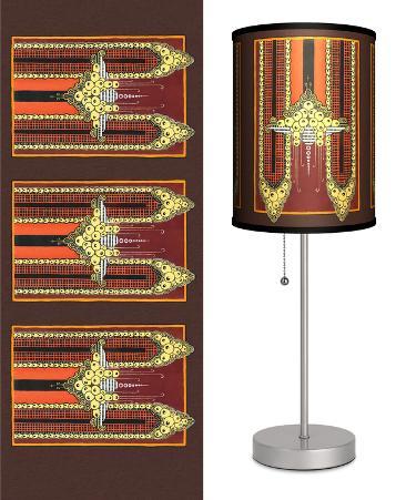 Deco Hanging Design - Table Lamp