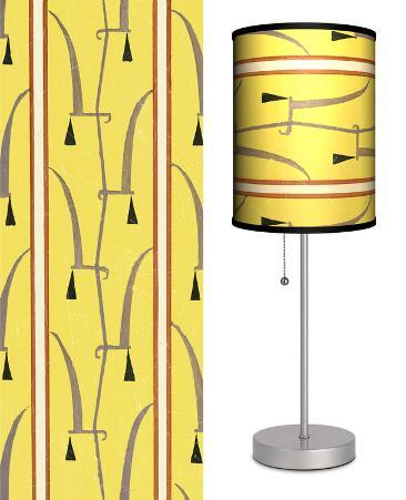 Deco in Yellow - Table Lamp